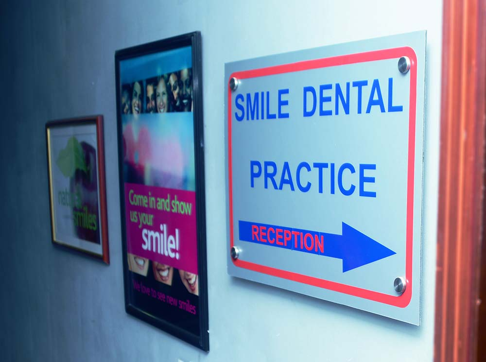 welcome to smile dental practice